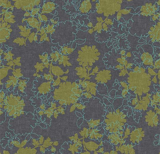 Ковровое покрытие Forbo Flotex Floral Silhouette 650010
