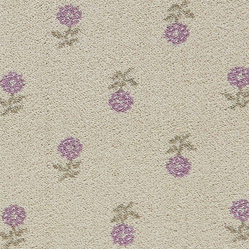 Ковровое покрытие Brintons Laura Ashley Collection Daisy Amethyst - 9