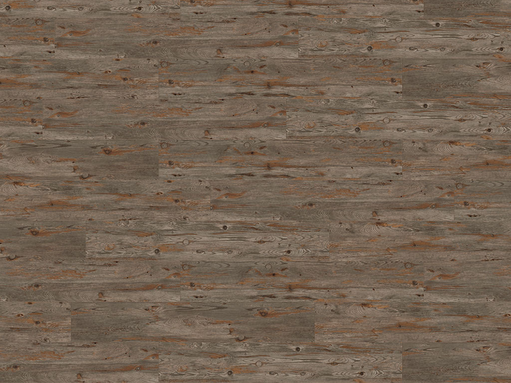 Виниловый ламинат Polyflor Expona Commercial Wood PUR 4072 Brown Weathered Spruce