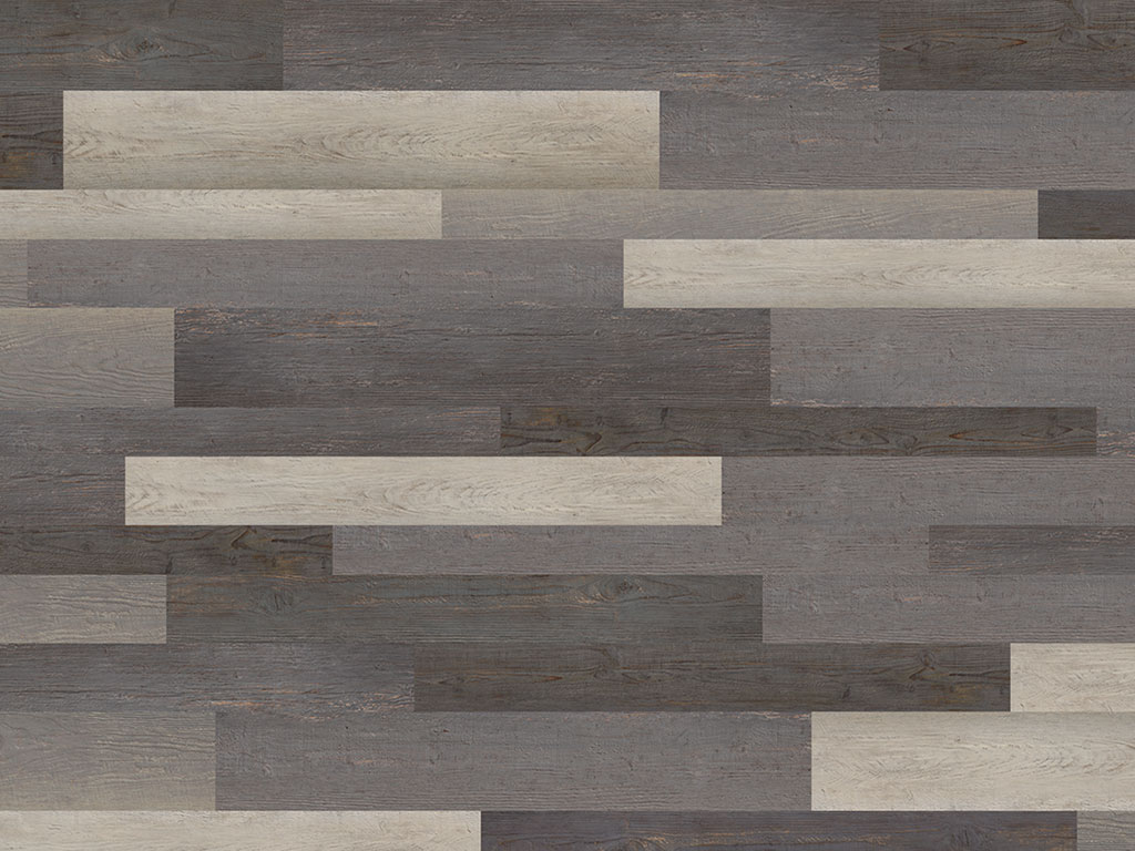Виниловый ламинат Polyflor Expona Commercial Wood PUR 4068 Blue Recycled Wood