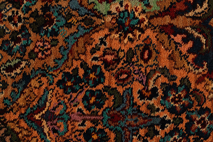 Ковровое покрытие Karastan Axminster Broadloom - Multicolor Panel Kirman Multicolor Panel Kirman